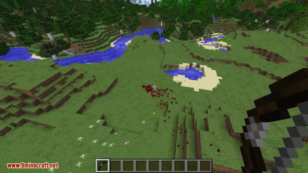 Op Bows Command Block Screenshots 5