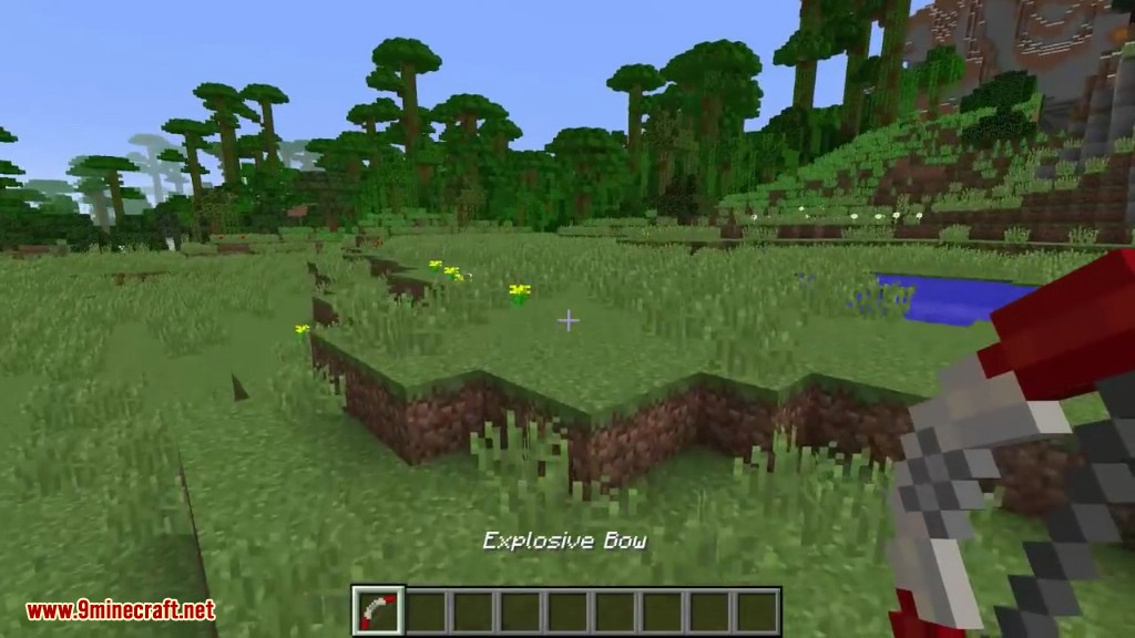 Op Bows Command Block Screenshots 7