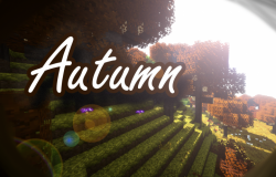 RangerCraft Autumn Resource Pack