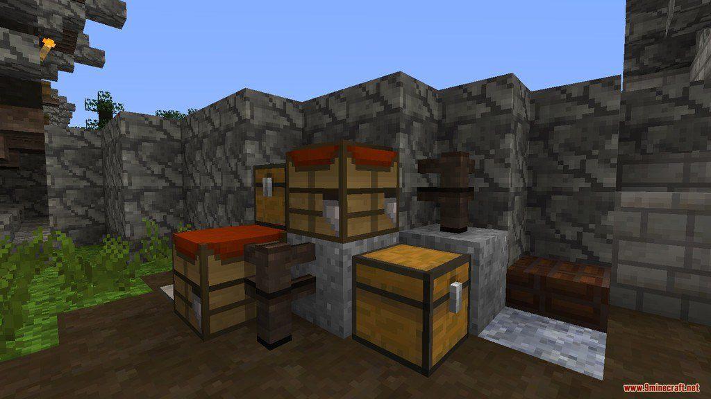 RangerCraft Resource Pack Screenshots 3