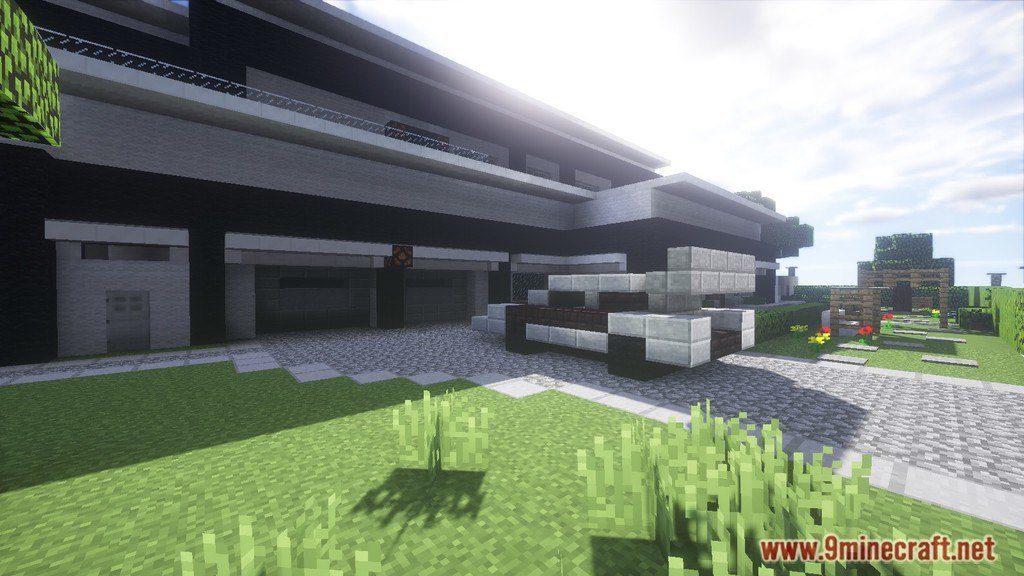 Redstone House Map For Minecraft MinecraftNet - Geile maps fur minecraft downloaden