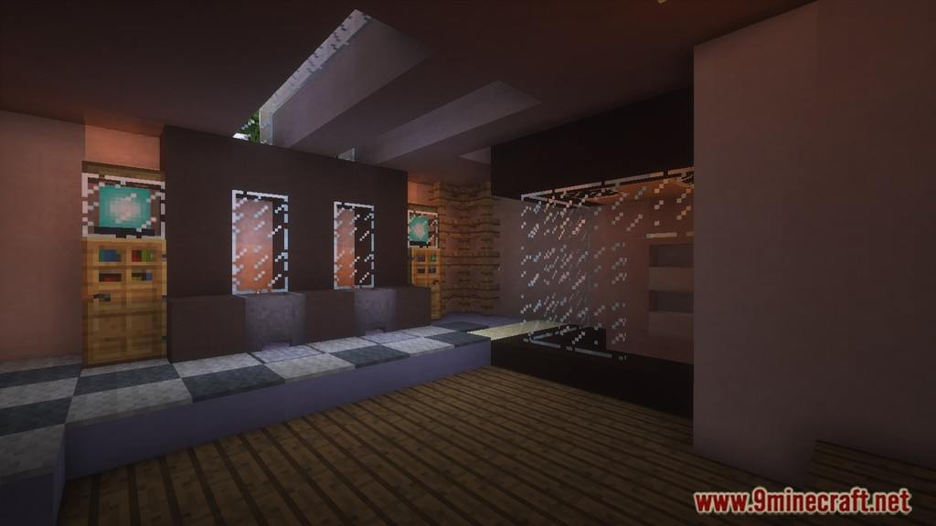 Redstone House Map Screenshots 5