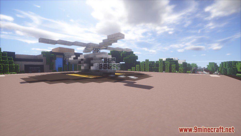 Redstone House Map Screenshots 6