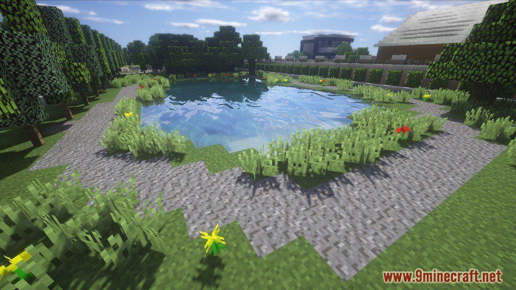 Redstone House Map Screenshots 7