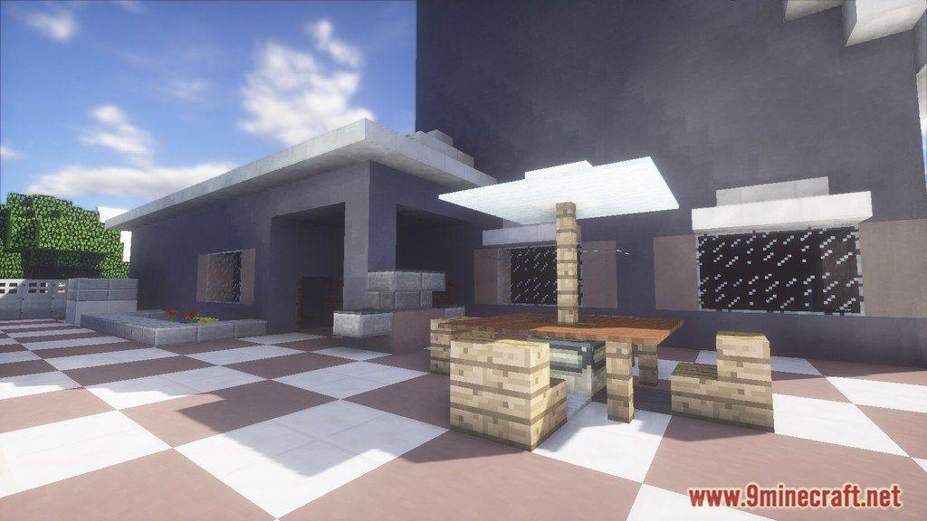 Redstone House Map For Minecraft MinecraftNet - Minecraft hauser download und einfugen