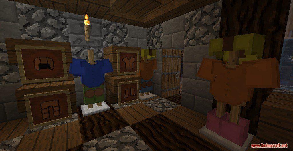 Snowie's Faithful Resource Pack Screenshots 16