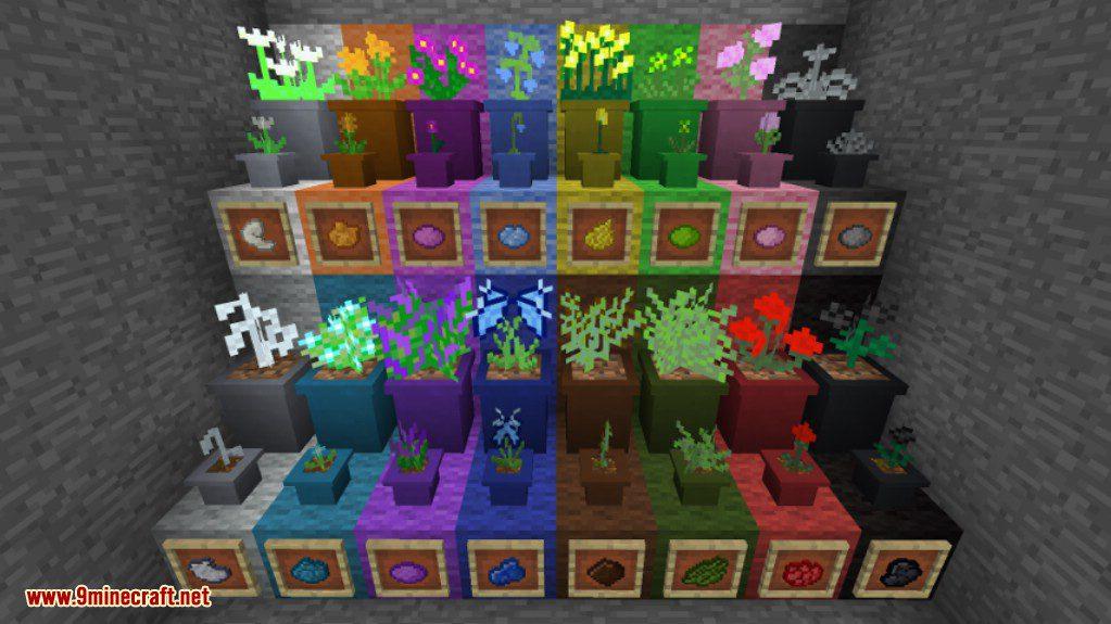 Terraqueous Mod Features 3
