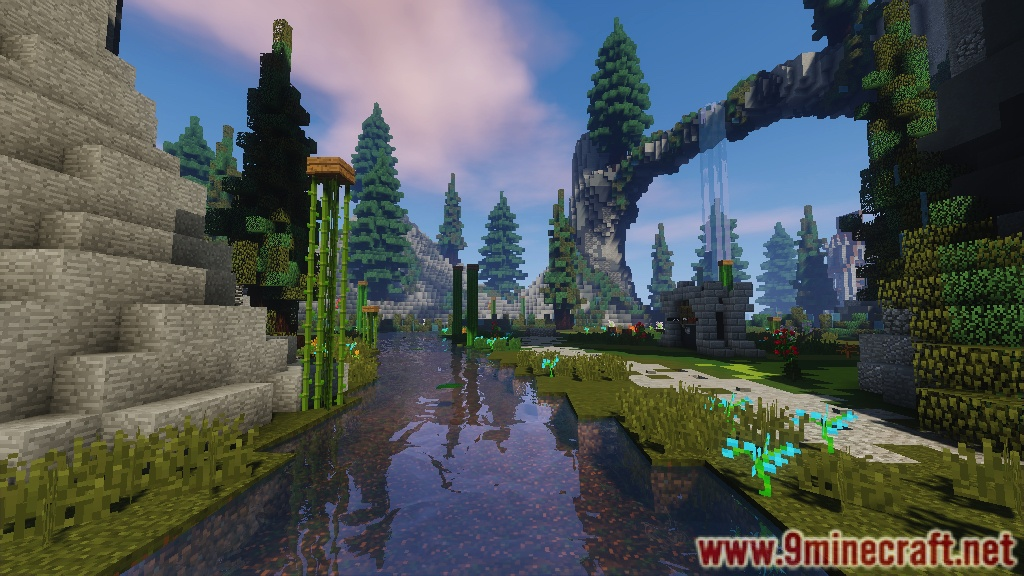 The Colossus Map 1.12.2/1.12.1 for Minecraft - 9Minecraft.Net