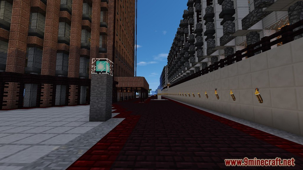 Twin Towers: The S.H. Toinne Center Map Screenshots 5