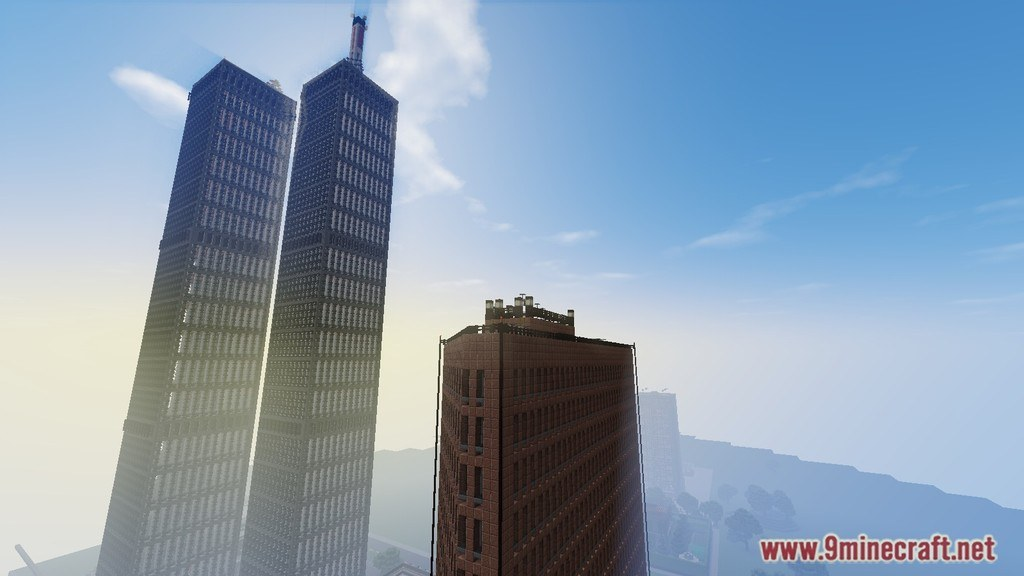 Twin Towers: The S.H. Toinne Center Map Screenshots 6