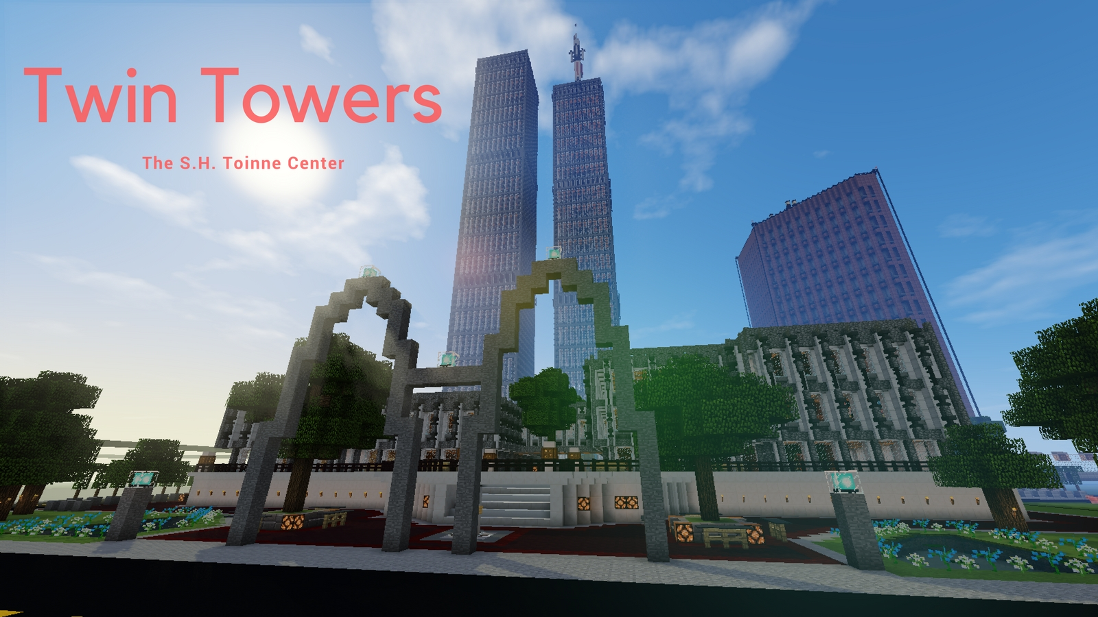 Twin Towers: The S.H. Toinne Center Map Thumbnail