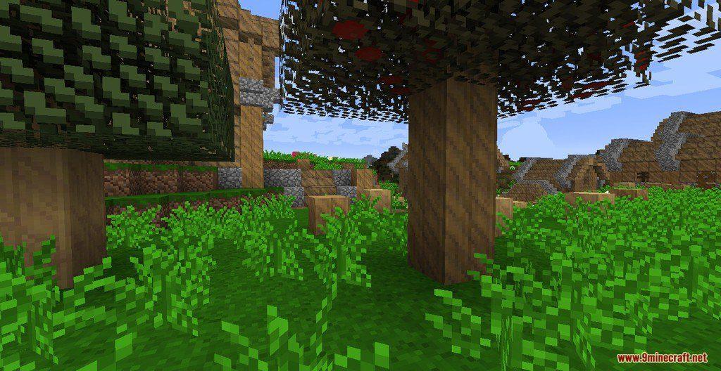 WoodCraft Resource Pack Screenshots 1