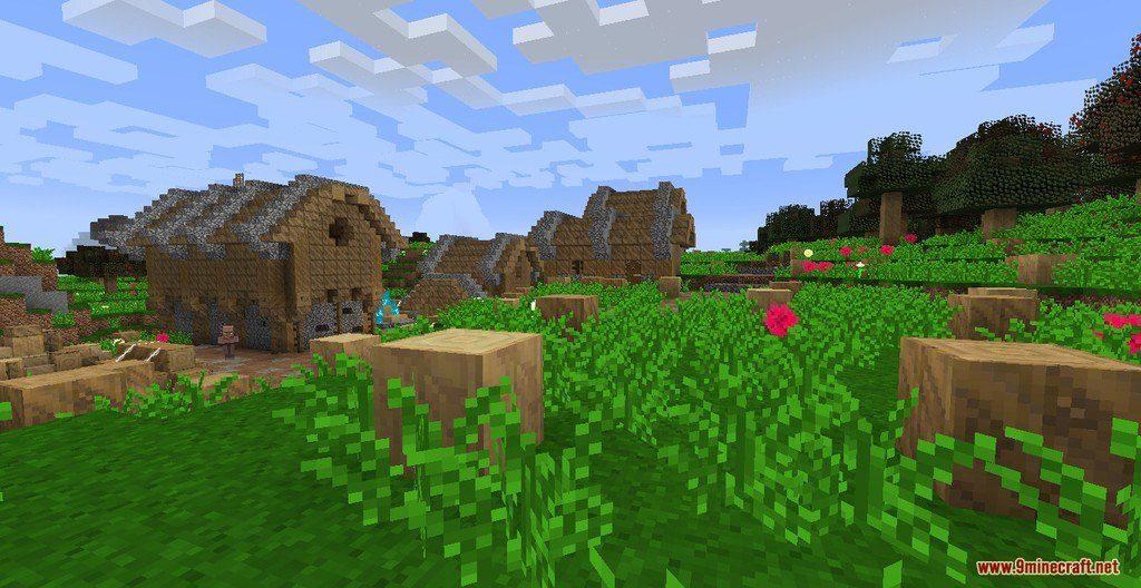 WoodCraft Resource Pack Screenshots 15