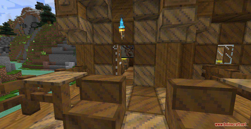 WoodCraft Resource Pack Screenshots 4