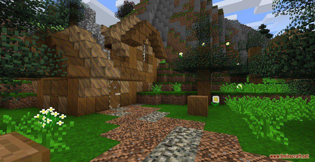 WoodCraft Resource Pack Screenshots 7