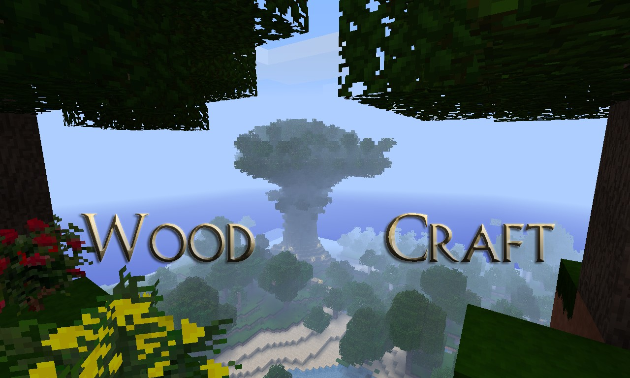 WoodCraft Resource Pack