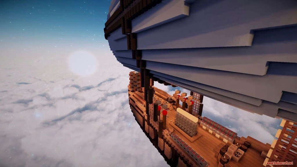 Above The Clouds Resource Pack Screenshots 7