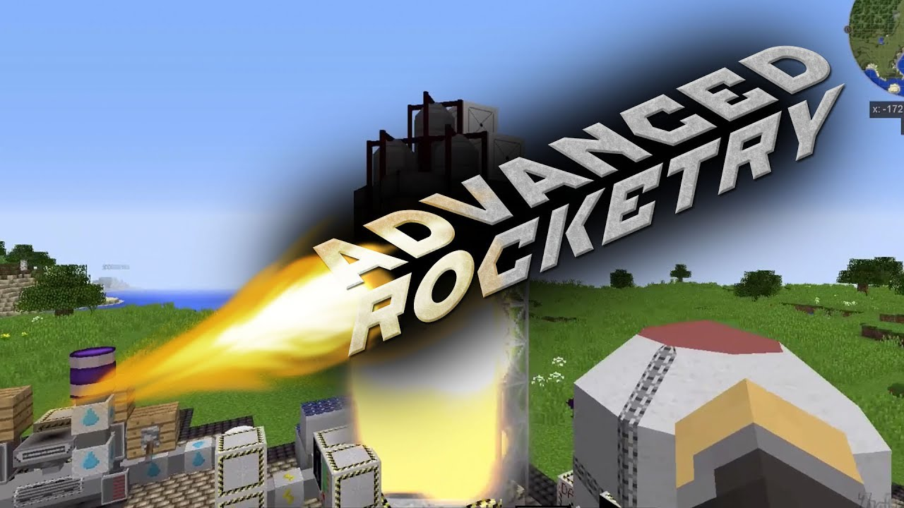 Advanced Rocketry Mod Logo