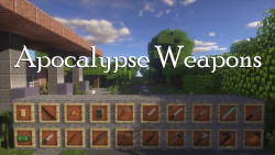 Apocalypse Weapons Resource Pack