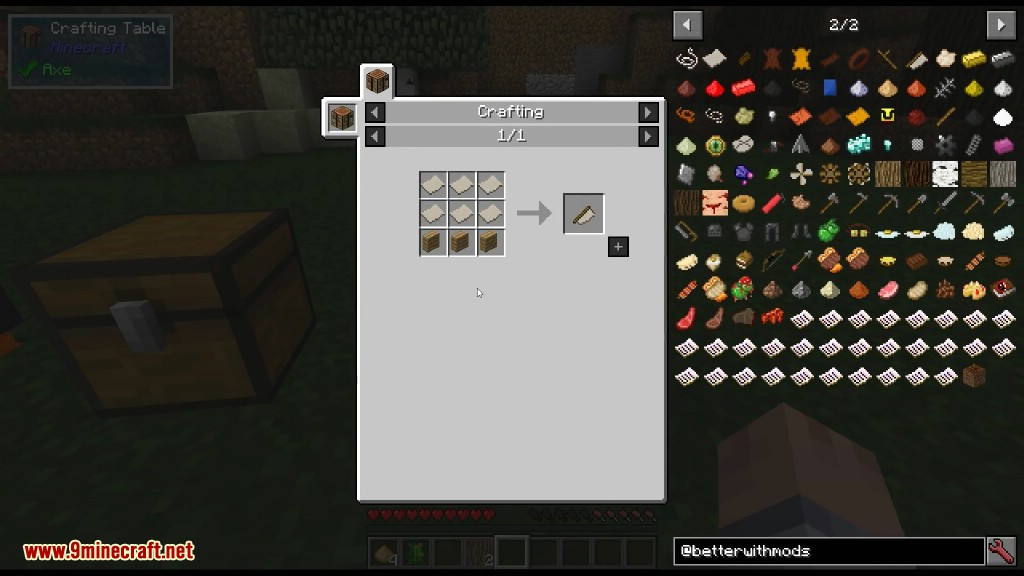Better With Mods Mod Crafting Recipes 4