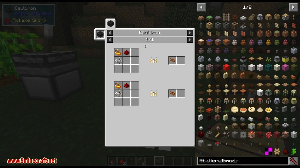 Better With Mods Mod Crafting Recipes 7