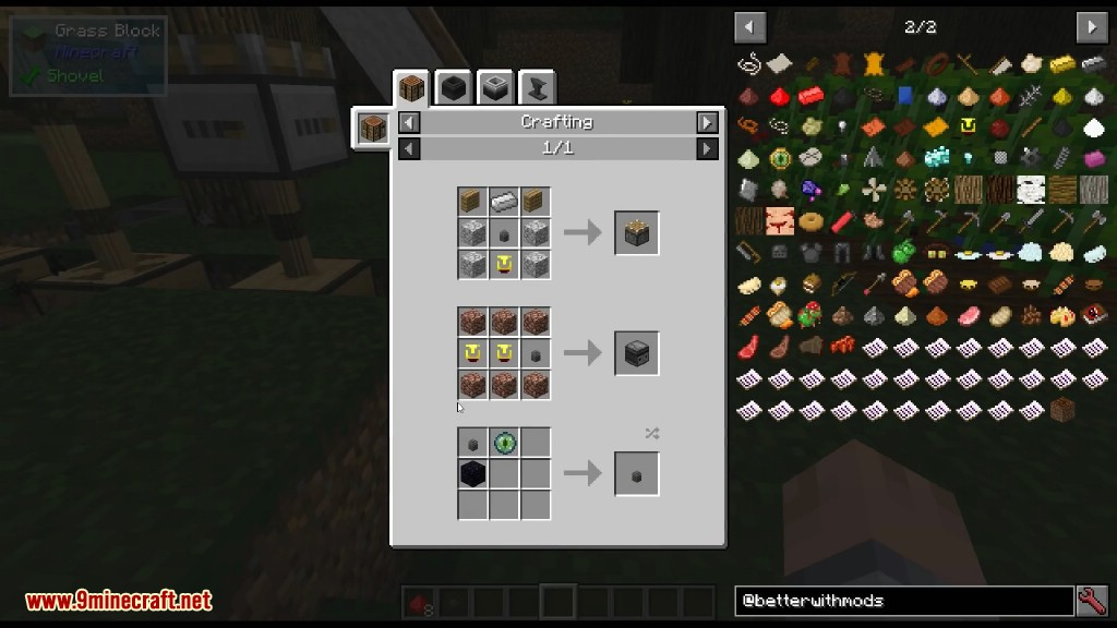 Better With Mods Mod Crafting Recipes 8