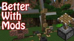 Better With Mods Mod Logo