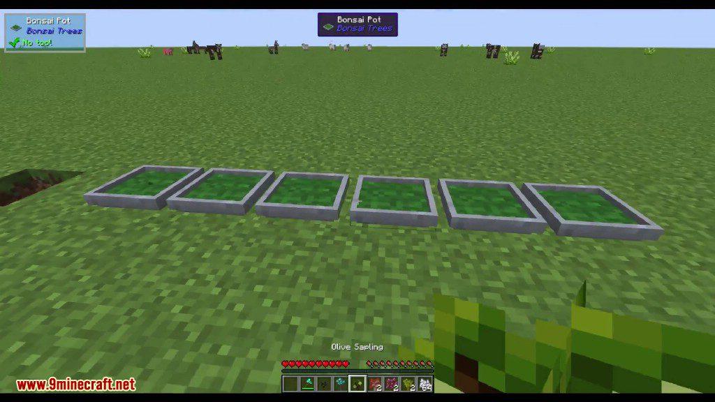 Bonsai Trees Mod Screenshots 1