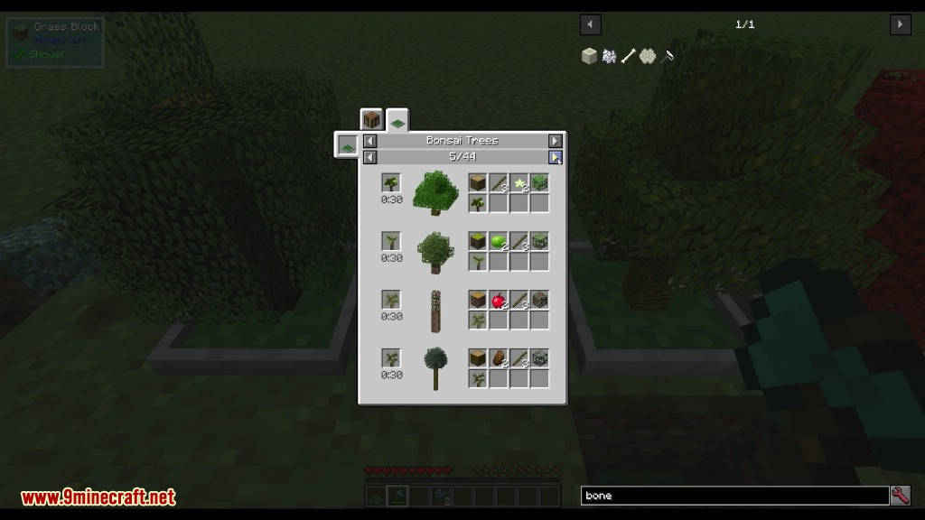 Bonsai Trees Mod Screenshots 10