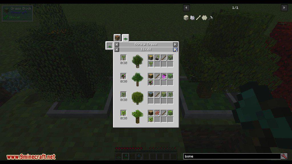 Bonsai Trees Mod Screenshots 11