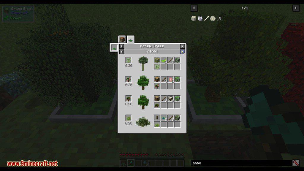 Bonsai Trees Mod Screenshots 12