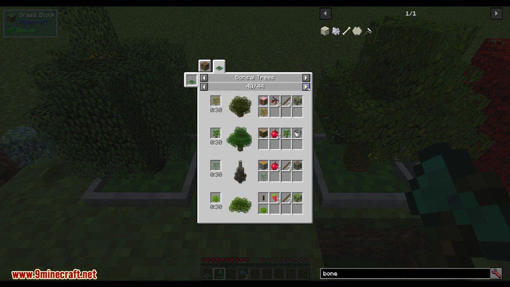 Bonsai Trees Mod Screenshots 13
