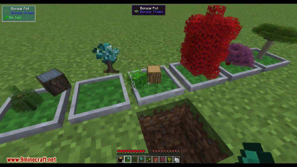 Bonsai Trees Mod Screenshots 6
