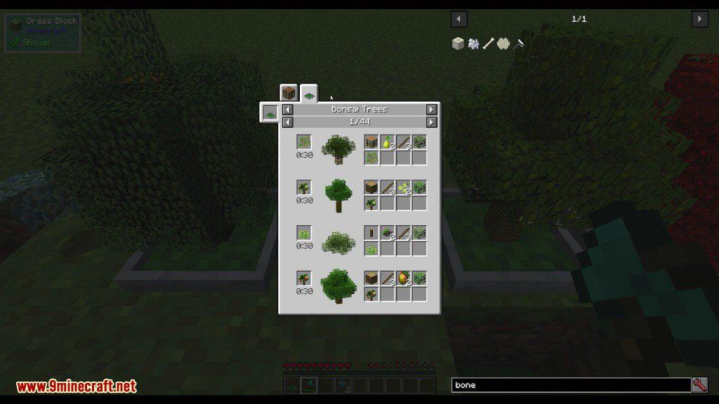 Bonsai Trees Mod Screenshots 9