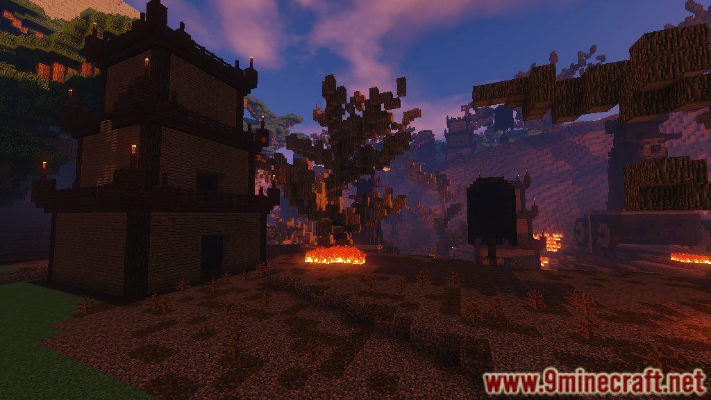 Citadel Raiders Map Screenshots 2