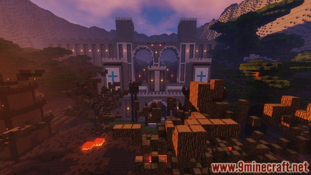 Citadel Raiders Map Screenshots 3