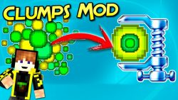 Clumps Mod Logo