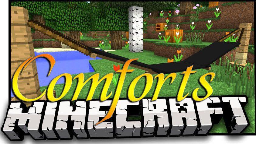 Comforts Mod