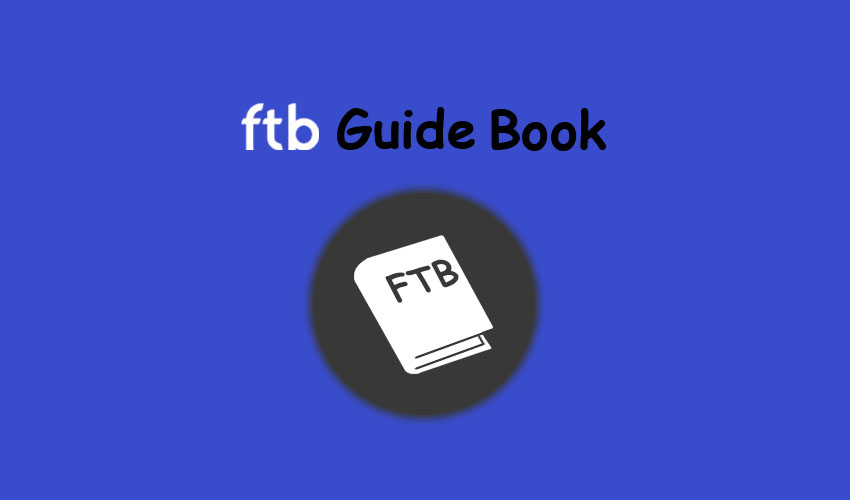 FTB Guide Book Mod