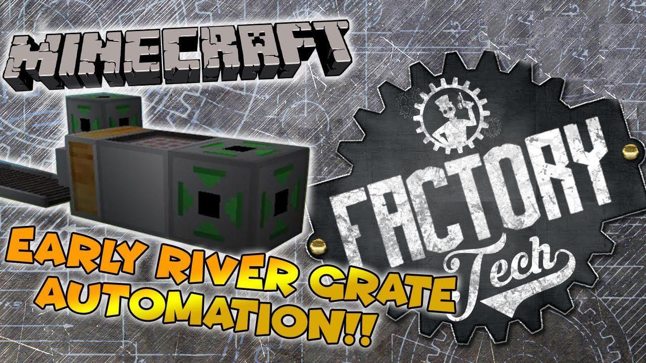 Factory Tech Mod