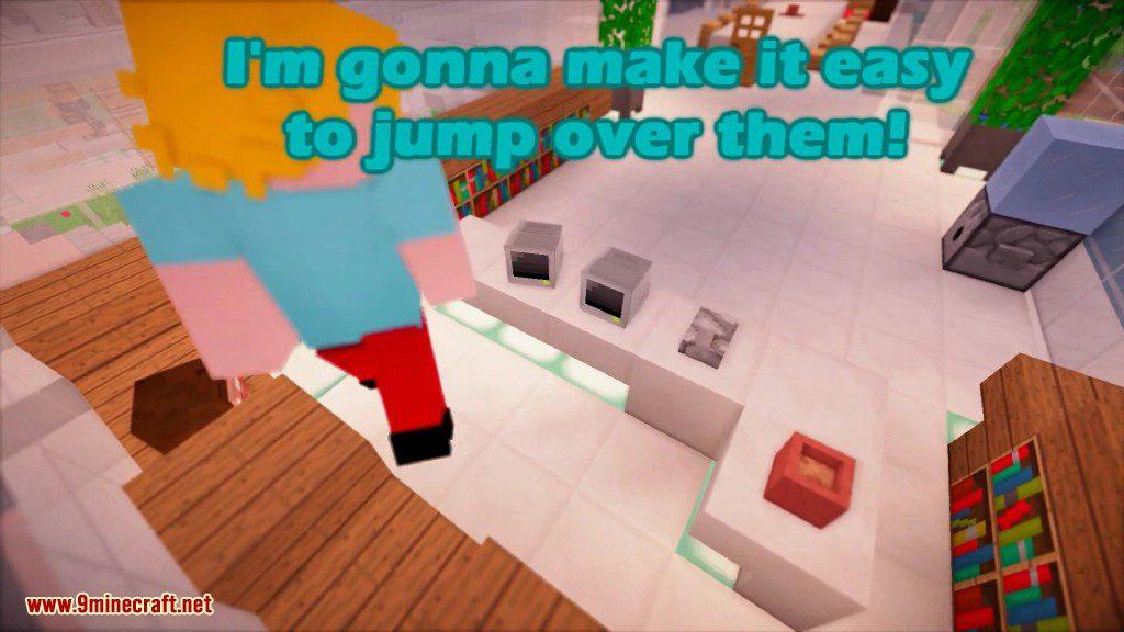 Fence Jumper Mod Screenshots 2