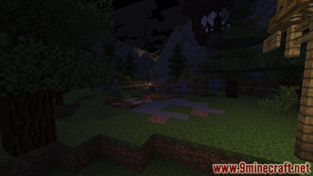 Halloween Adventure Map Screenshots 2