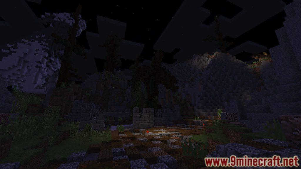 Halloween Adventure Map Screenshots 3