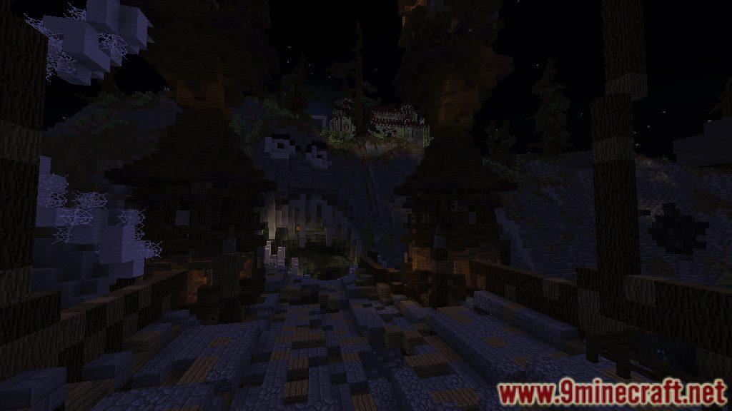 Halloween Adventure Map Screenshots 7