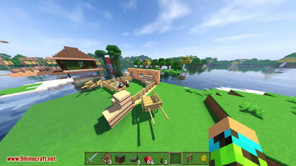 Horse Carts Mod Screenshots 8