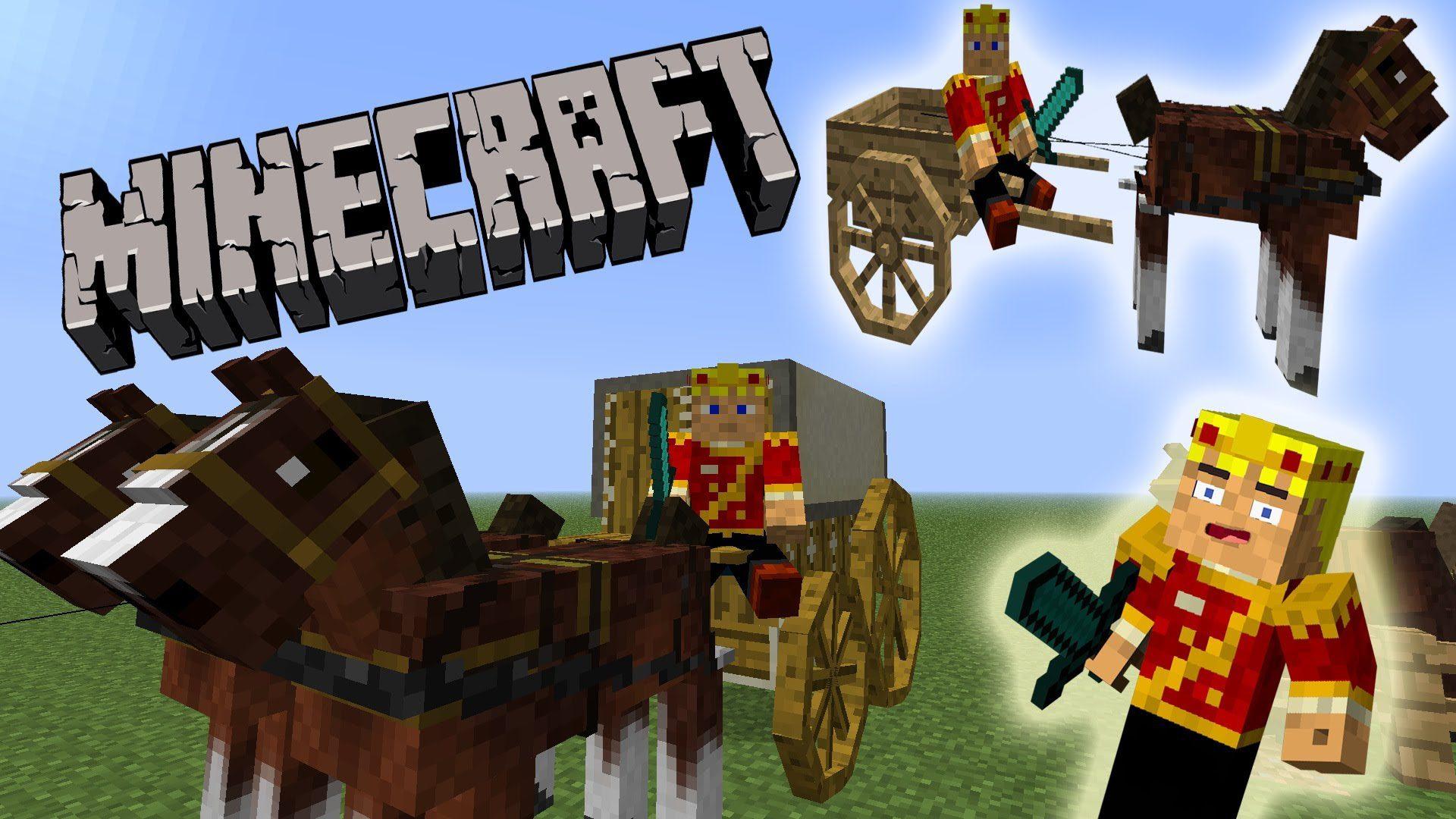 Best Horse Minecraft Mods - Planet Minecraft