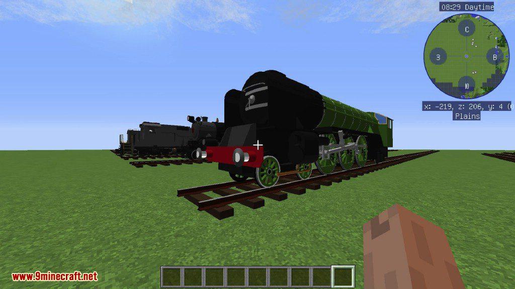Immersive Railroading Mod Screenshots 1