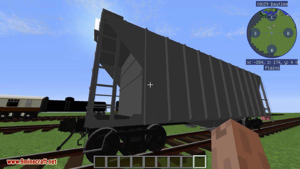 Immersive Railroading Mod 1 12 2/1 11 2 (New Transport