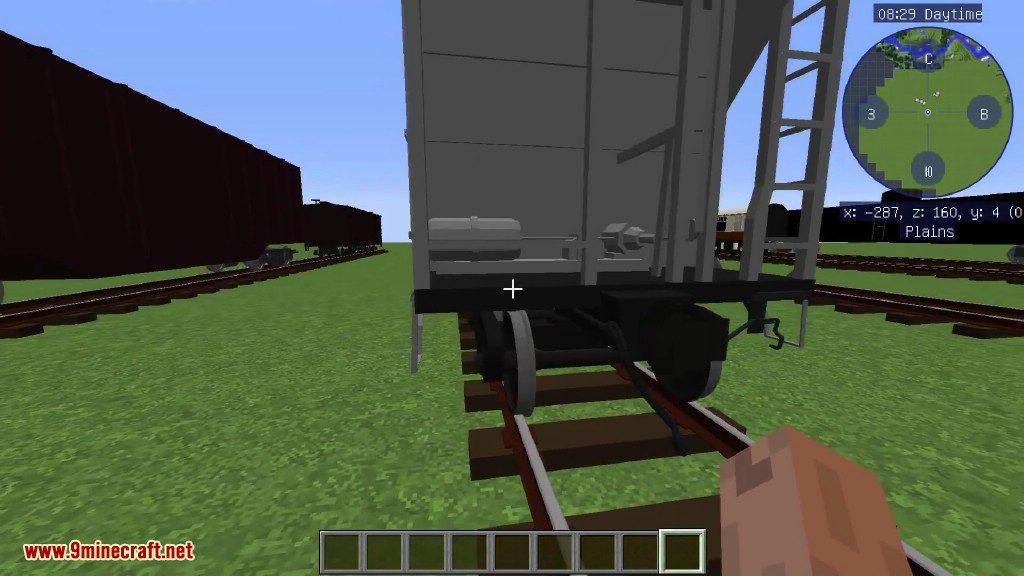 Immersive Railroading Mod Screenshots 11