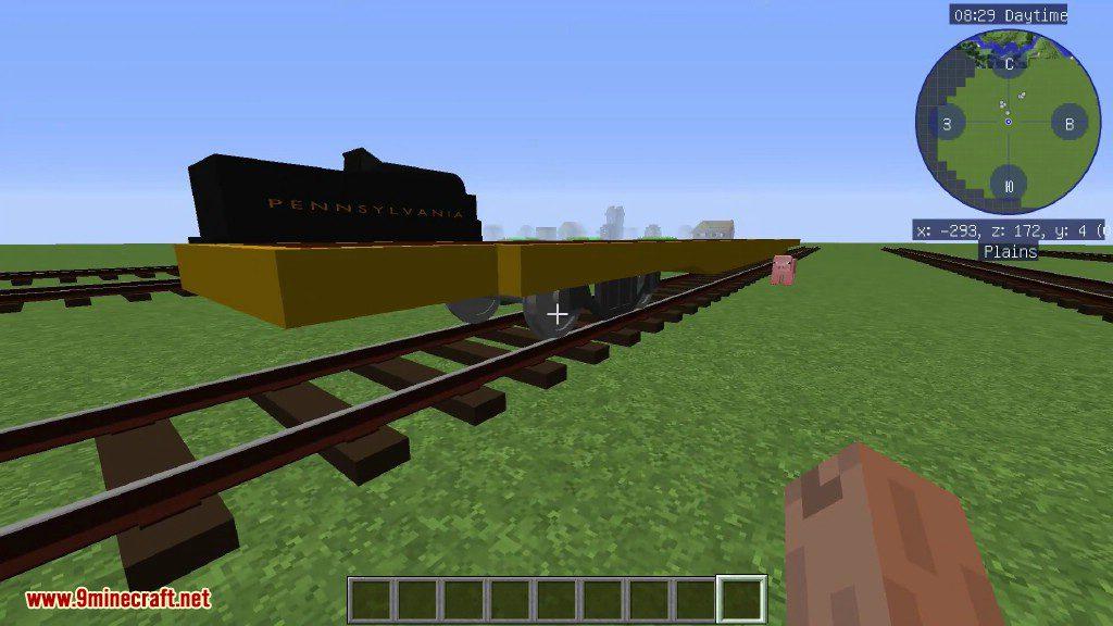Immersive Railroading Mod Screenshots 12